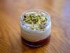 Sladká sklenička malinová